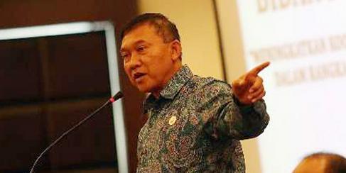 Plt Gubernur Aceh Soedarmo Diminta tidak memakai pola Militer