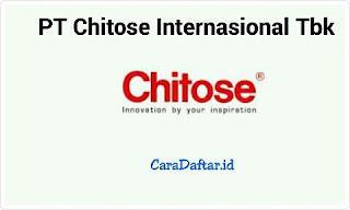 Lowongan Kerja PT Chitose Indonesia Manufacturing Via Em