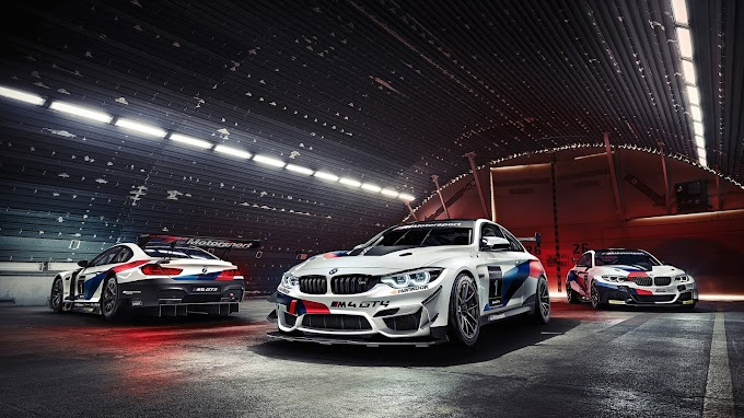 BMW M4 GT
