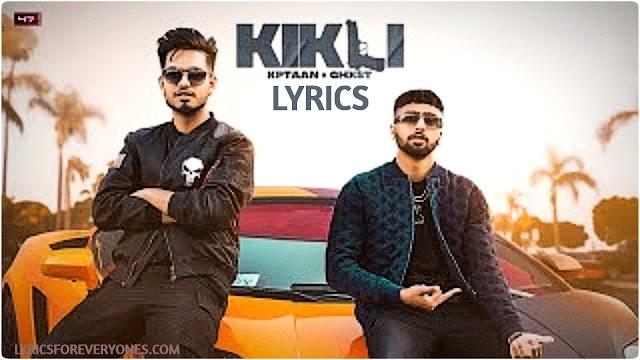 Kikli Lyrics