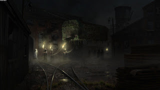 The Sinking City HD Wallpaper