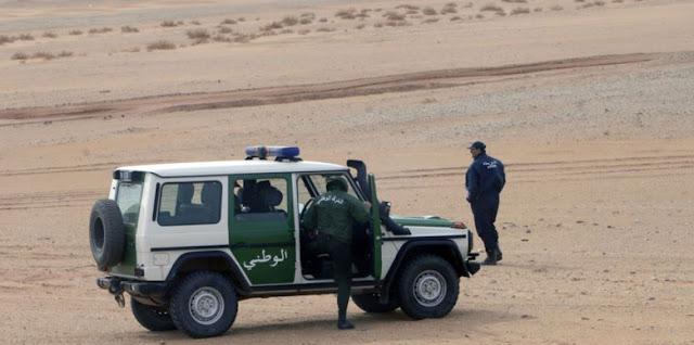 وزارة الدفاع الجزائرية تعتقل 3 اشخاص استهدفوا دورية الجيش