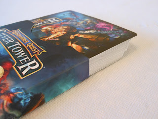 Warhammer Quest: Silver Tower hero cards slipcase