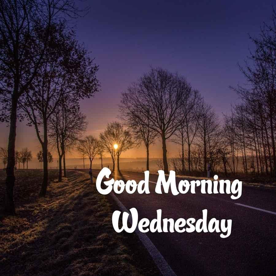 goodmorning wednesday