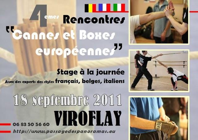 4e journée de Viroflay
