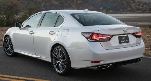 2019 Lexus GS200t Rumors