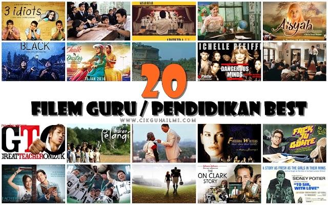 20 Filem Best Tentang Guru dan Pendidikan