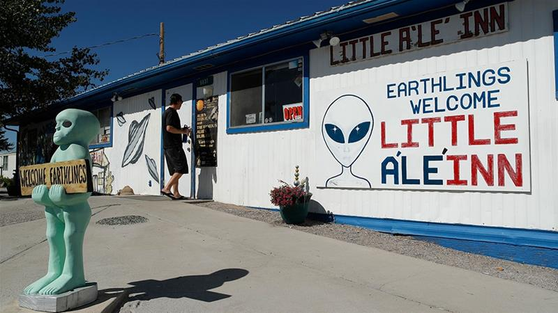 Storm Area 51': Possible crowds worry Nevada desert towns