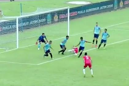 Piala Gubernur Jatim, Persija Bantai Persela Dengan Skor 4-1