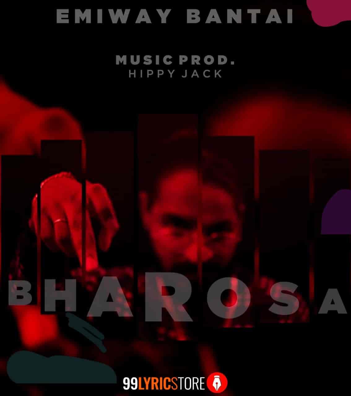 Bharosa Rap Song Images By Emiway Bantai