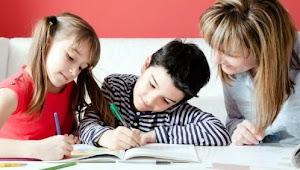 Hal Wajib Diperhatikan agar Anak Tak Stres saat Belajar di Rumah
