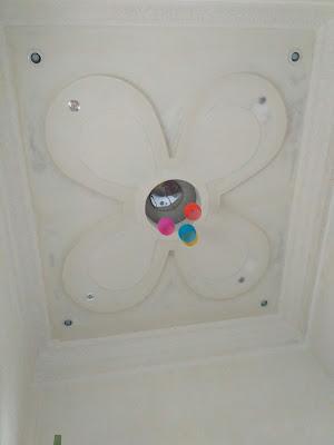 tukang plafon motif wash