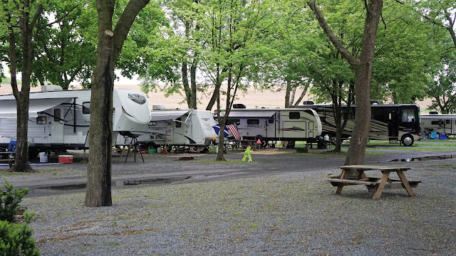 RV, Hershey, Camp, tent, cabin