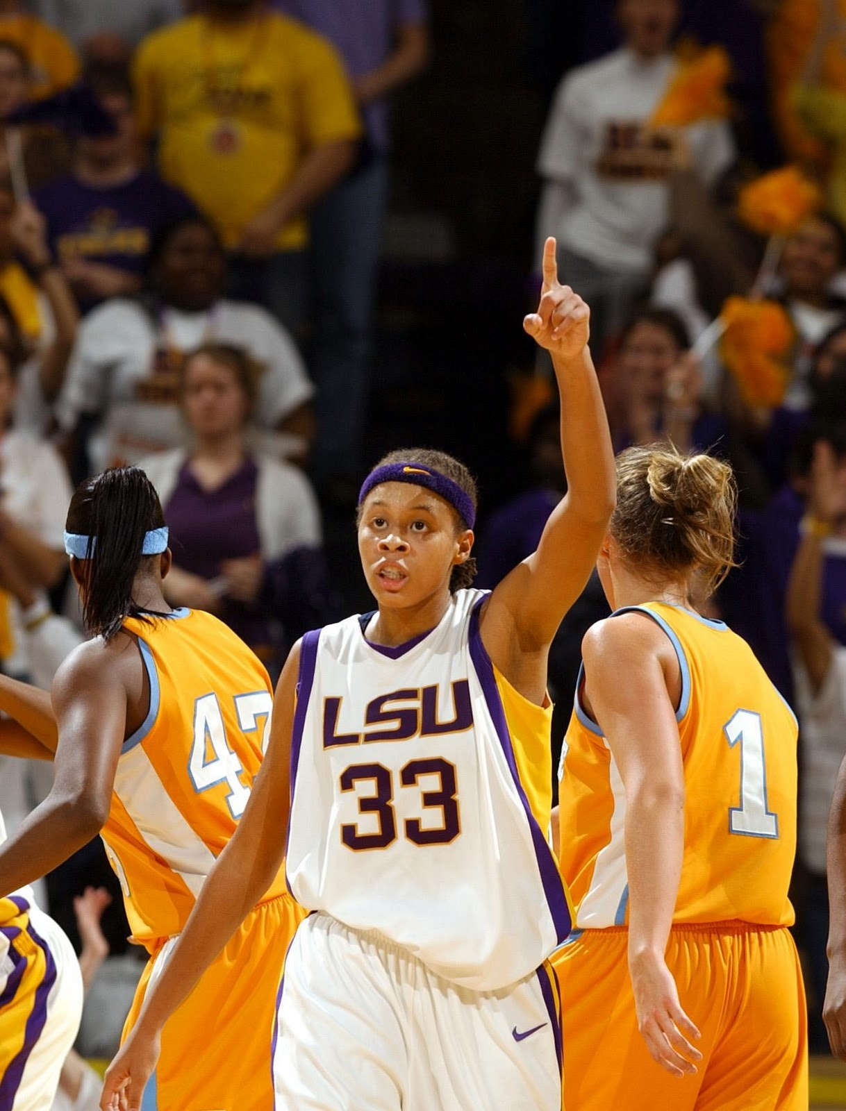 93ea579460b5 ... coaching and many of them include being a part of some outstanding  teams and having the opportunity to coach some special players. Seimone  came to LSU ...