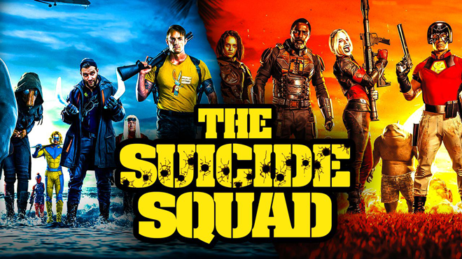 mejor póster El escuadrón suicida