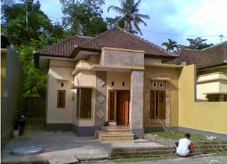 Desain Rumah Kampung Minimalis