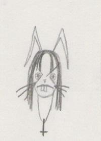 Lapin Marilyn Manson