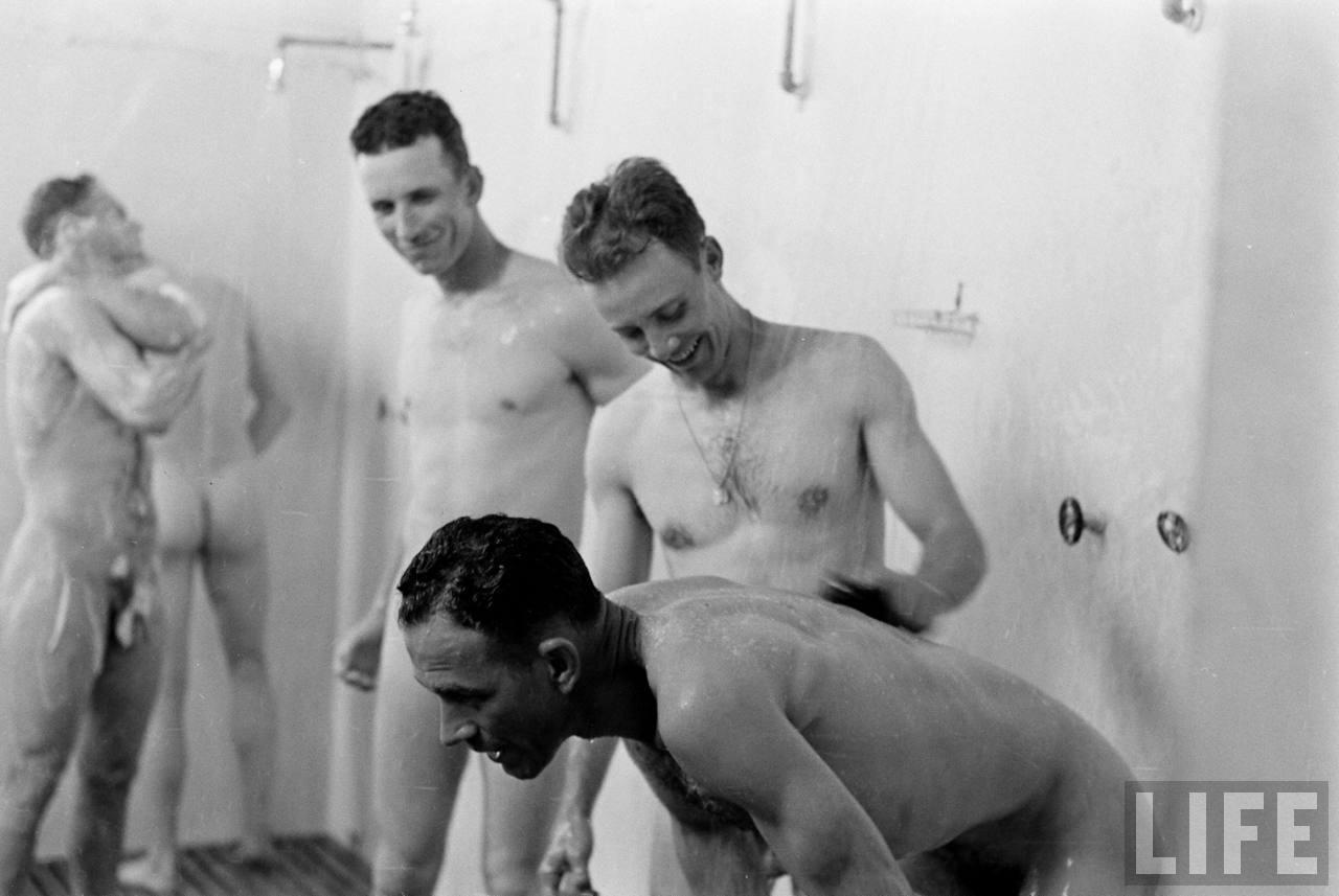 Vintage Men Magazine Male Nudes-1369