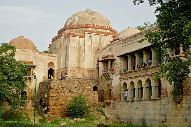Hauz Khas Madrasa