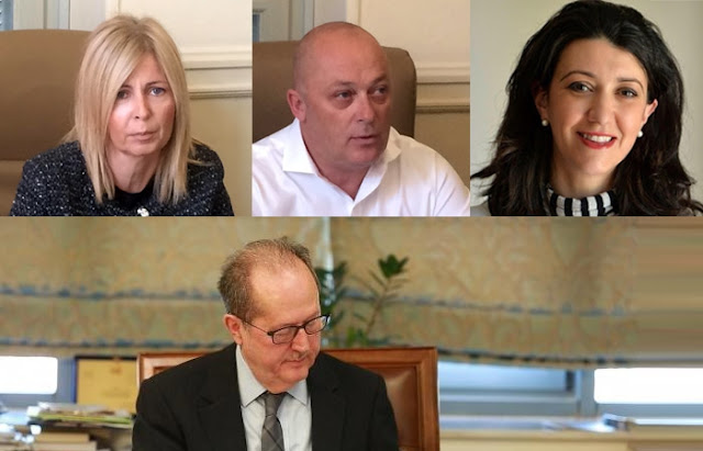 Ορισμός εντεταλμένων Συμβούλων στην Περιφέρεια Πελοποννήσου (βίντεο)