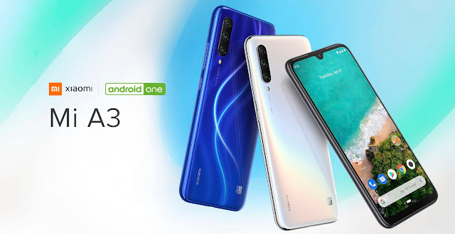 Mi A3 launch,price,features