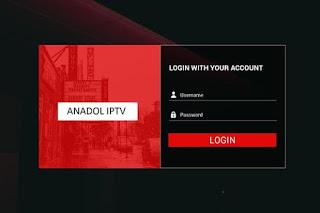 تحميل تطبيق anadol iptv لمشاهدة القنوات المشفرة العالمية و العربية و الافلام و المسلسلات 2019 لمدة سنة كاملة