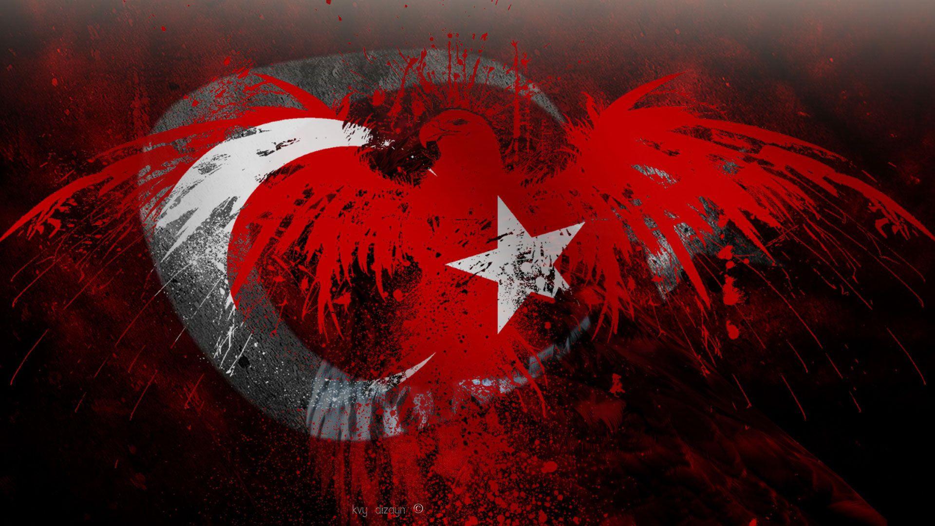 HD Türk Bayrağı İndir