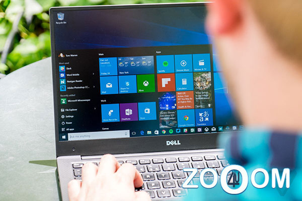 Explain how to install Windows 10 from a hard disk easily