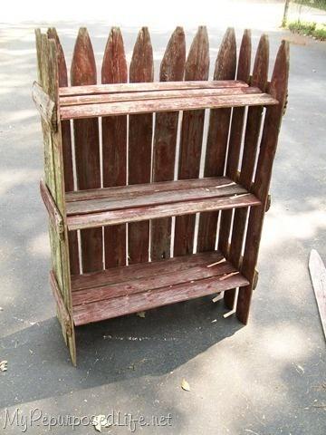 ξύλινη ραφιέρα