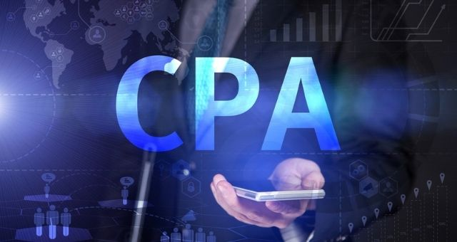 شهادة المحاسب القانوني المعتمد CPA