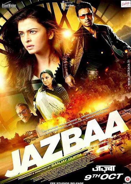 Jazbaa (2015) ταινιες online seires xrysoi greek subs