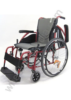 Karma S Ergo 125 Wheelchair