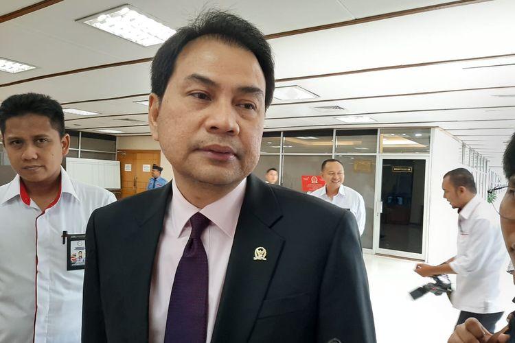 MAKI: Yang Terhormat Azis Syamsuddin Mohon Tidak Bersembunyi!