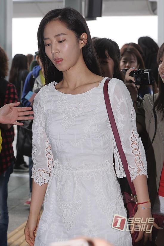 My K-Pop Database: 130526 SNSD Airport Fashion  My K-Pop Databa...