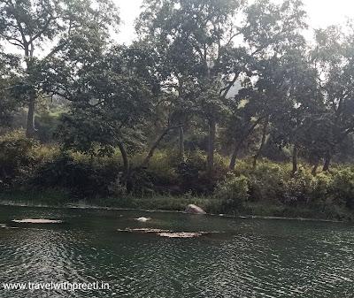 स्फटिक शिला चित्रकूट मध्य प्रदेश - Sphatik Shila Chitrakoot Madhya Pradesh