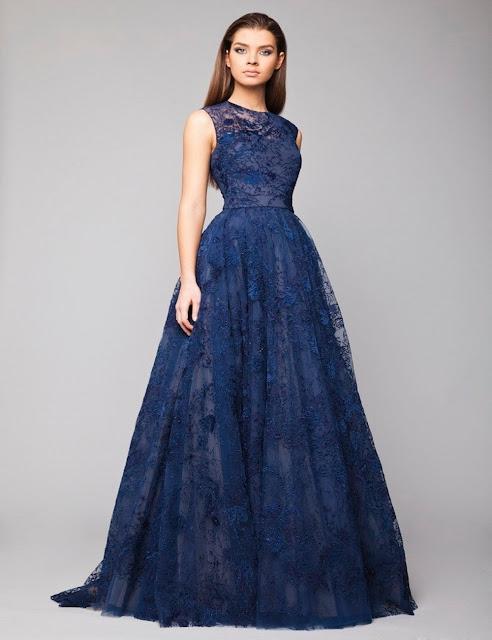 اختاري فستان الحفلات الذي يناسب شكل جسمك
