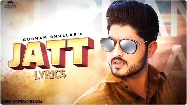 Jatt Lyrics