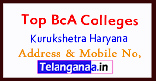 Top BCA Colleges in Kurukshetra Haryana