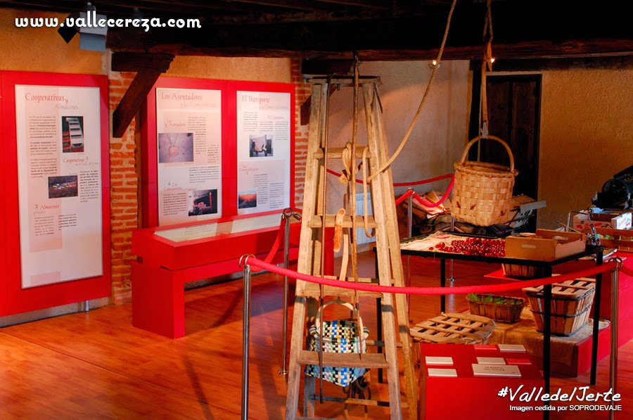 Museo de la Cereza. Valle del Jerte