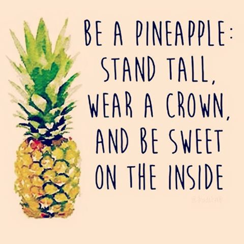 Pineapple-Quotes-And-Sayings