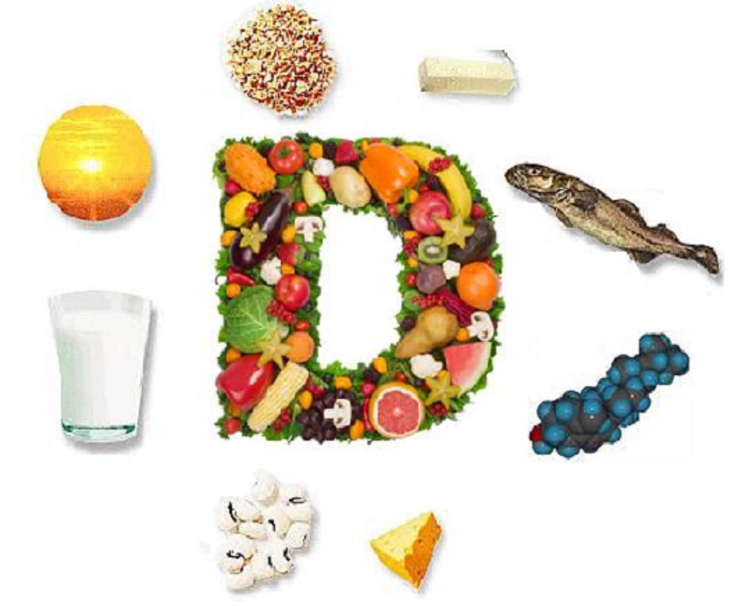 Tips for vitamin D deficiency by adding it to the diet