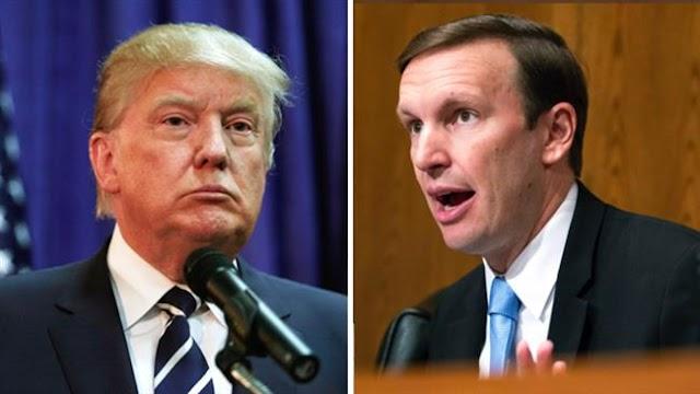Hillary Clinton's blood will be on Donald Trump's hands: Democratic senator Chris Murphy