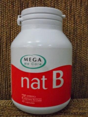 Nat B untuk Kesehatan Syaraf