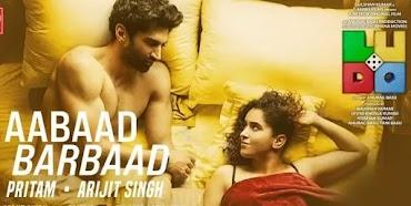 Ya Toh Barbaad Kar Do Ya Fir Aabaad Kar Do Lyrics हिंदी - Arijit Singh