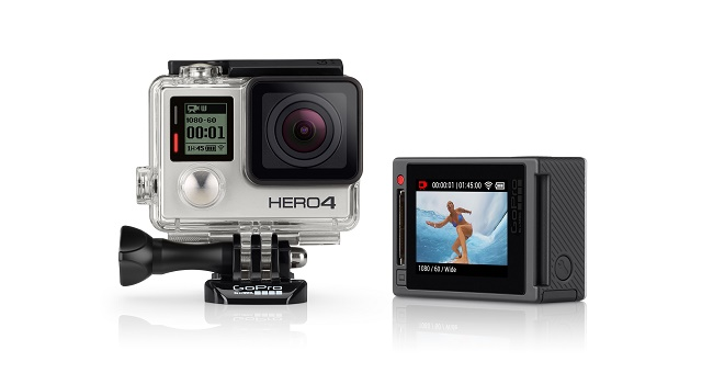 GoPro Hero4 Silver deals