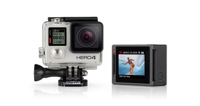 GoPro Hero4 Silver deals