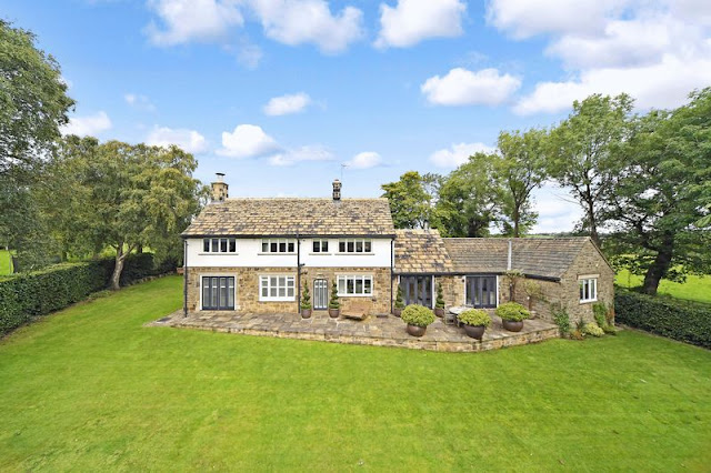 Harrogate Property News - 4 bed detached house for sale High Birstwith, Harrogate HG3