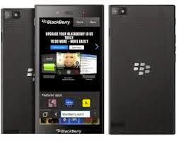 spesifikasi hape Blackberry Z3