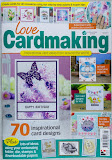 Proud to contribute to Love Cardmaking International