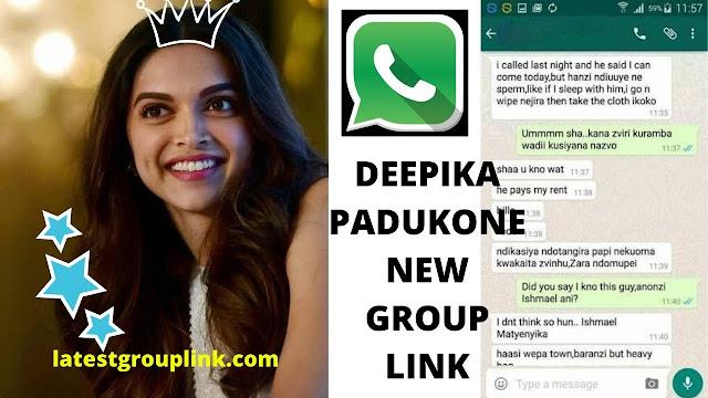 Join 21+ Deepika Padukone Fans WhatsApp Group Links latest update